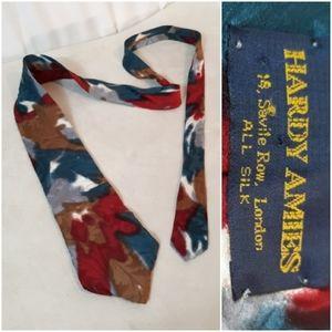 Hardy Amies Silk Tie